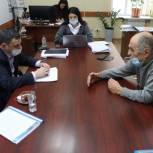 В Самаре прошел личный прием депутата Госдумы Александра Хинштейна