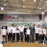 Ледовый каток и развитие спорта: главные вопросы визита Ирина Родниной в Дубну