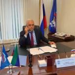 Депутат Госдумы Мурад Гаджиев оказал содействие  в госпитализации махачкалинца