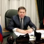 Сергей Кривоносов поздравил жителей Кубани с Рождеством Христовым