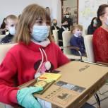 «Помоги учиться дома»: школьники вернулись за парты, но акция продолжается