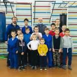 Советский район: Виталий Рыльских поддерживает реализацию проекта «Детский спорт»