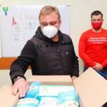 Максим Сураев встретился с мытищинскими волонтерами