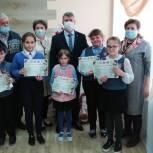 В Рязани наградили школьников – участников патриотических мероприятий