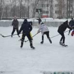 Отборочные соревнования по хоккею в рамках партпроекта начались в Ленинском районе Пензы