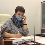 Татьяна Кузнецова обсудила с жителями Заводского района вопросы сферы ЖКХ