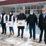 Владимир Жук посетил Лыткаринскую городскую больницу