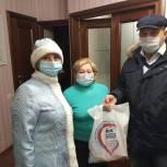Акция «С Новым годом, ветеран!» в Калужской области