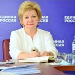 Алла Чертова проведёт онлайн-приём жителей Курской области