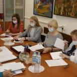 Депутаты «Единой России» обсудили организацию питания для детей с редкими заболеваниями в Кузбассе