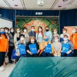 Ольга Швецова обсудила с волонтерами Тюменского района необходимость дальнейшего развития добровольчества