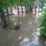 Что делать и куда обращаться, если двор или подъезд затапливает дождевой водой? Разъясняет Александр Козлов