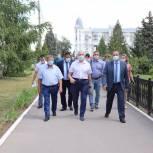 Панков: Транзитные дороги через города передаются в областную собственность и ремонтируются