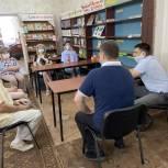 Депутаты Тихорецкого района встретились с жителями