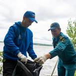 Свердловская область приняла участие в экомарафоне «Дни зеленых действий»