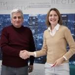 Подписано соглашение о сотрудничестве со Штабом общественного наблюдения за выборами