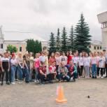 «Волонтеры Победы» сдали нормы ГТО