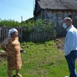 Депутат «Единой России» встретился с жителями кузбасского села