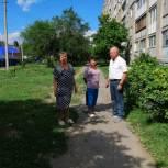 Вячеслав Доронин обсудил с жителями вопросы благоустройства Заводского района
