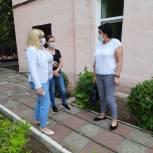 В рамках местного проекта «Образовательная среда» партии «Единая Россия» отремонтировали детский сад