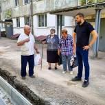 Артём Туров: Очень важно, чтобы жильцы принимали активное участие в процессе благоустройства