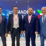 Олег Кочетков поделился впечатлениями от участия в форме «Иннопром-2021»