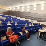 Владимир Вшивцев обсудил с общественниками права инвалидов
