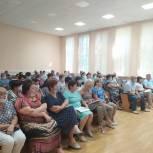 Актив партии Большесолдатского района обсудили народную программу