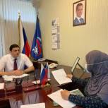 Более 10 обращений граждан рассмотрел депутат Джамалудин Кудаев в приемной «Единой России»