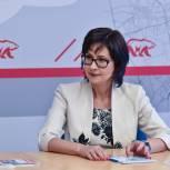 Елена Кац призвала активнее вовлекать жителей в общественный контроль капремонта их домов