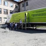 По инициативе депутатов – единороссов «Медицинский десант» высадился в Тогучинском районе