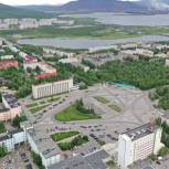При поддержке «Единой России» в Мурманской области начался сбор подписей за присвоение Мончегорску звания «Город трудовой доблести»
