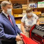 Иван Квитка проконтролировал эффективность реализации нацпроектов в Заводоуковске