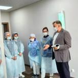 Олег Жолобов рассказал домодедовским стоматологам о результатах своей депутатской работы