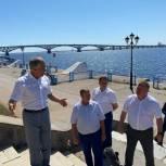 Николай Панков привлечет федеральное финансирование на обустройство пляжа в Волжском районе Саратова
