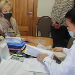 Татьяна Соломатина подала документы на выборы в Госдуму