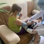 Организовать вакцинацию на дому помогли в Общественной приемной «Единой России»