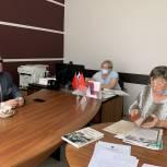 Владимир Вшивцев провел личный прием жителей Рузского округа