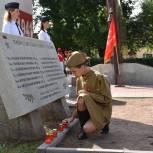 Жители Себежского района отметили 77-ю годовщину освобождения от захватчиков