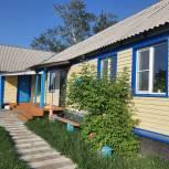 В детских садах Нагайбакского района появляются новые окна