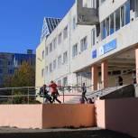 При поддержке «Единой России» удалось решить вопрос о финансировании строительства нового корпуса школы в Петропавловске-Камчатском