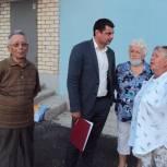 Южноуральские депутаты Данил Беля, Александр Диденко, Алексей Шахов провели встречу с избирателями