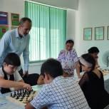 В Чечне при поддержке «Единой России» состоялись любительские турниры по шахматам среди подростков