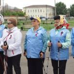 «Серебряные»  волонтёры Верхнеуральского городского поселения   формируют престиж добровольческой  деятельности