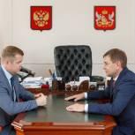Владимир Нетёсов: Продовольственная безопасность граждан — это одна из приоритетных задач всех органов государственной власти