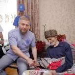 Владимир Путин поздравил дагестанского ветерана ВОВ со 100-летним юбилеем