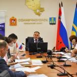 Виктор Родионов провёл приём жителей по личным вопросам