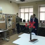 Депутат окажет содействие в развитии музея в борской школе