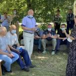 Марина Шевченко отчиталась о депутатской работе перед работниками «Талдомсервиса»