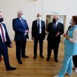 Владимир Кравченко: Выбор объектов для посещения был сделан премьер-министром не случайно